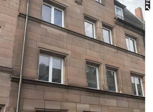 Moderne 1-Zimmer-Appartments in zwei Wohnungstypen in einem 8 - Parteienhaus