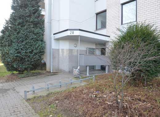 Funktional geschnittene 2 Zimmer Wohnung mit getrennter Küche und Balkon