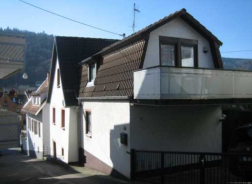 Freistehendes Einfamilienhaus in attraktiver Hanglage!! HD-Ziegelhausen