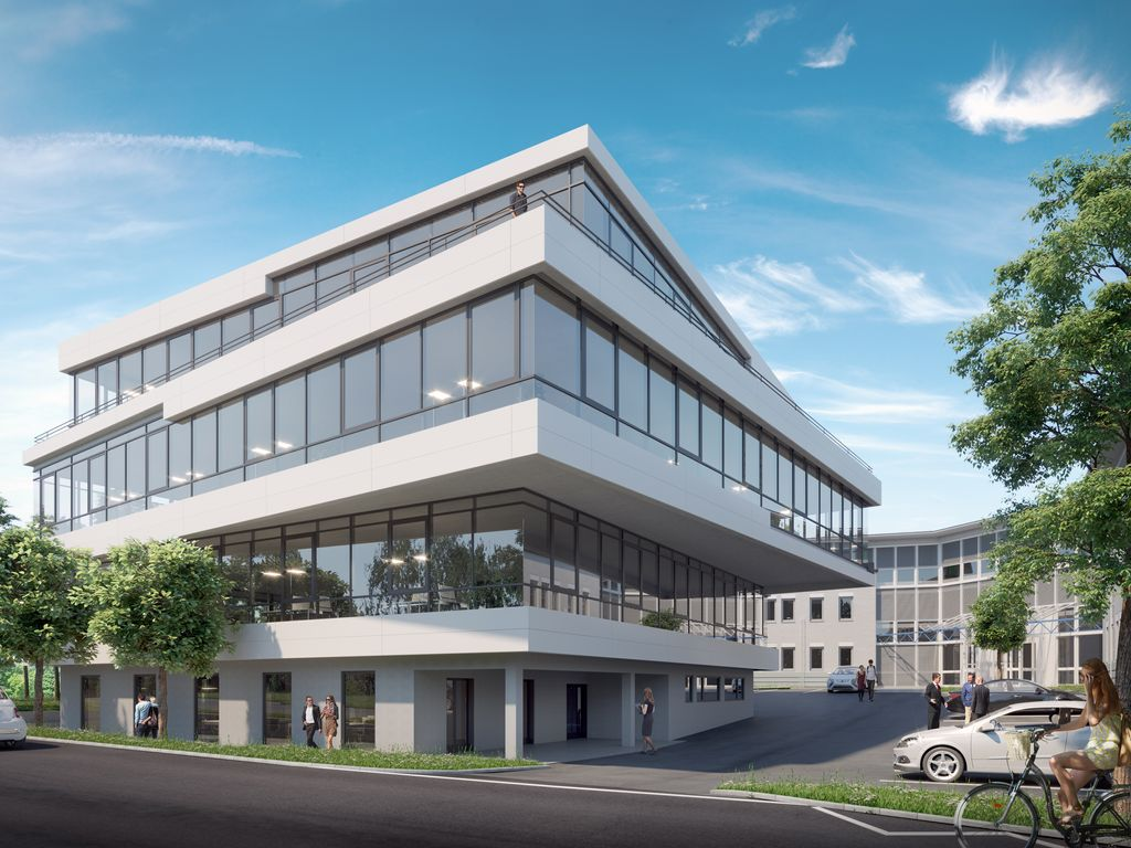 Neubau Berblinger_Offices