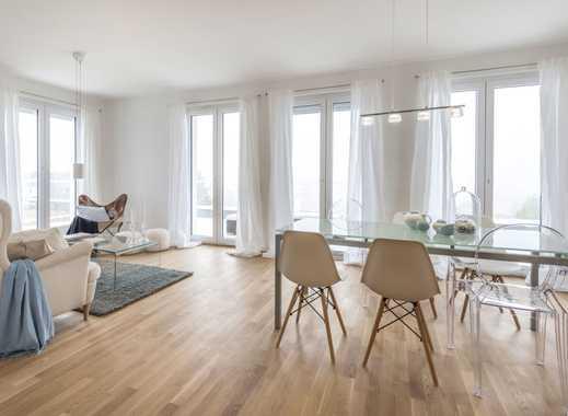 Hochwertige Penthouse-Wohnung mit Blick über Bad Kreuznach