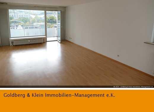 G & K - Helle 2-Zimmer Wohnung mit Balkon und traumhaften Fernblick zu vermieten!