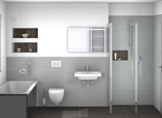 Stilvolle, sonnige 3-Zimmer Penthousewohnung mit Dachterrasse - KfW-Effizienzhaus 55