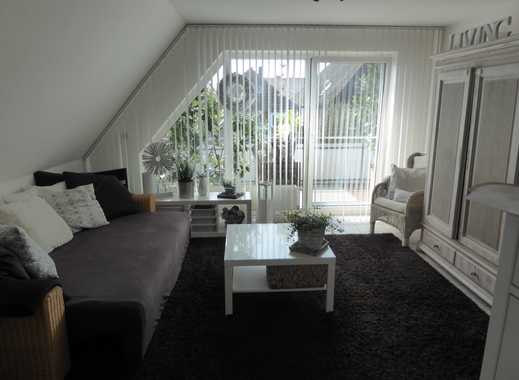 Ruhig gelegene DG-Wohnung in der Nähe vom Ortskern Horneburg