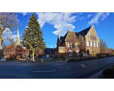 Ehemalige Schule unter Denkmalschutz in Asendorf