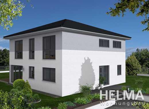 Sie haben die Wahl: Dieses attraktive vorgeplante Haus oder ein individuell geplantes Haus
