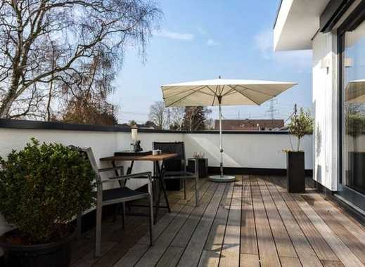 Geräumige, neuwertige 2-Zimmer-Penthouse-Wohnung mit luxuriöser Innenausstattung in köln