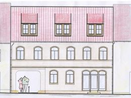 Straßenansicht -Klosterstraße-