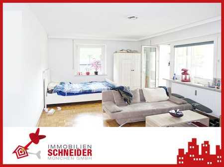 IMMOBILIEN SCHNEIDER - BOGENHAUSEN - wunderschöne 2 Zimmer Wohnung mit EBK und Balkon in Bogenhausen (München)
