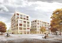 QUARTER CITY II Lichtdurchflutete Neubau-Mietwohnungen