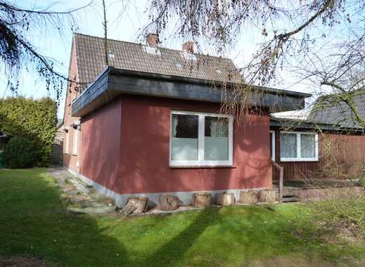 Kaltenkirchen: Einfamilienhaus auf großem Grundstück! Kaufpreis VHB!