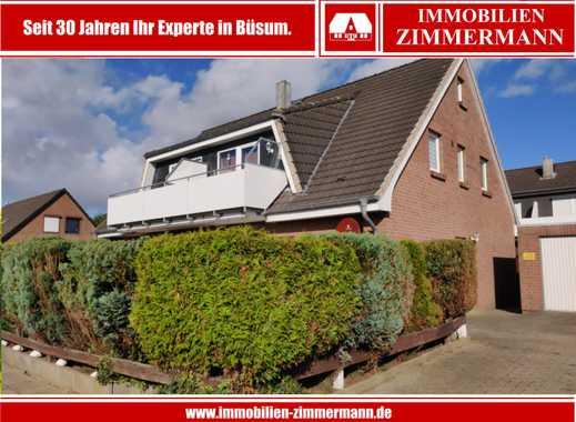 Ihre Mietwohnung in Büsumnähe! | Gepflegte 2-Zimmer Wohnung im Erdgeschoss!