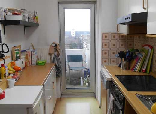 ca 15 qm Zimmer in 100qm 3er WG eigenes Bad eigener Balkon Köln Zollstock