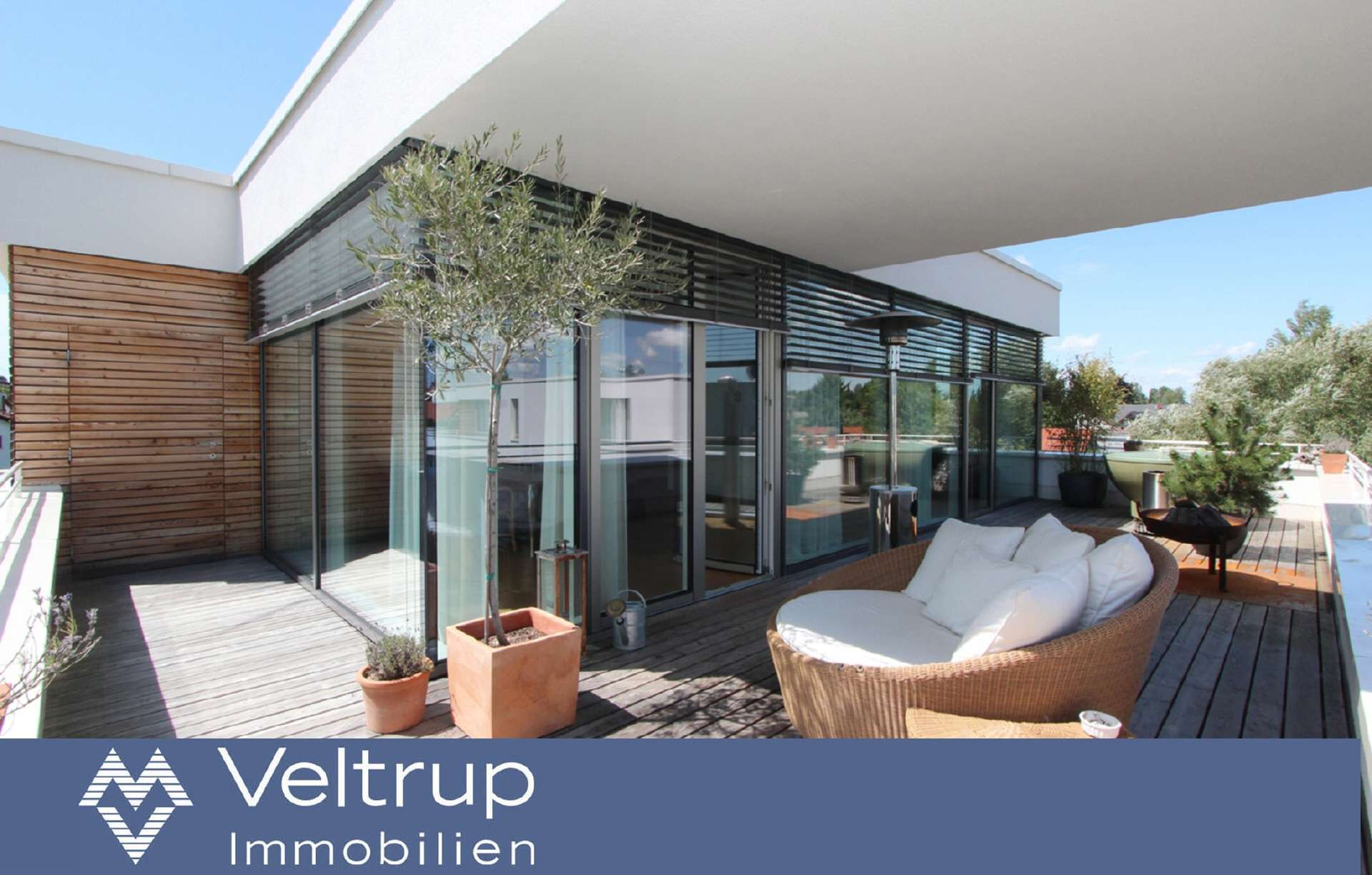 EXCLUSIVES PENTHOUSE IN SCHONDORF in Schondorf am Ammersee