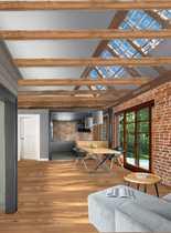 Erstbezug nach Sanierung -Exklusive 6-Zimmer-Maisonette-Wohnung