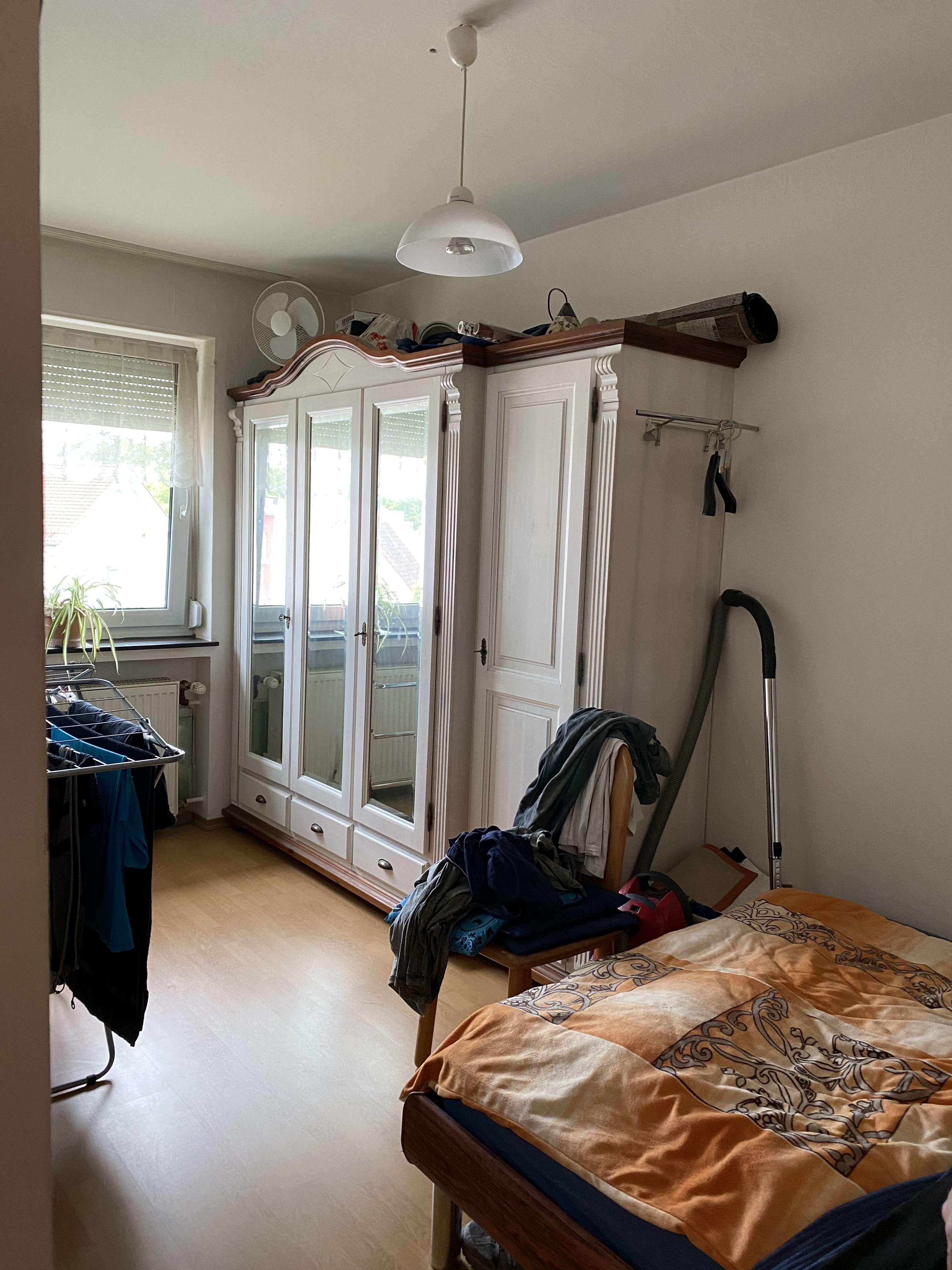 Kleine 2 Zimmerwohnung in Schrobenhausen in