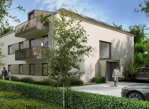 MAIER - KFW55: 2,5-Zimmer-Dachgeschoss mit Balkon in S-Bahn-Nähe (WHG 5)