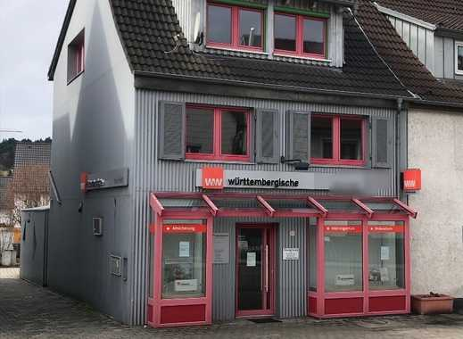 Wohn- und Geschäftshaus in Schorndorf-Haubersbronn