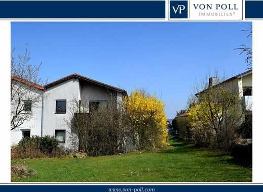 Wohnidyll im Grünen: Schöne Doppelhaushälfte mit Carport