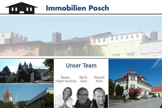 Haag i. OBB/2Zi DG 58qm 2 Balkone Fliesenboden EBK Bad mit Fenster und Stellplatz