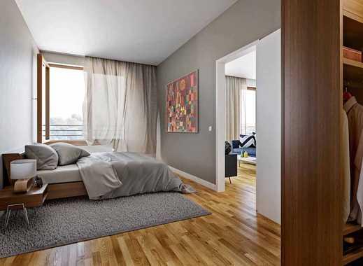 ++NEU++ 3 Zimmer Neubau-Penthouse mit 2 Bädern und großzügiger Terrasse