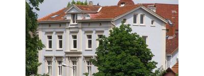 Charmante Dachgeschosswohnung in der Innenstadt mit Weserblick