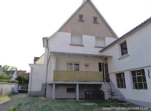 Gestalten Sie diese Immobilie nach Ihren Vorstellungen - zentrale und ruhige Lage von Weiterstadt!