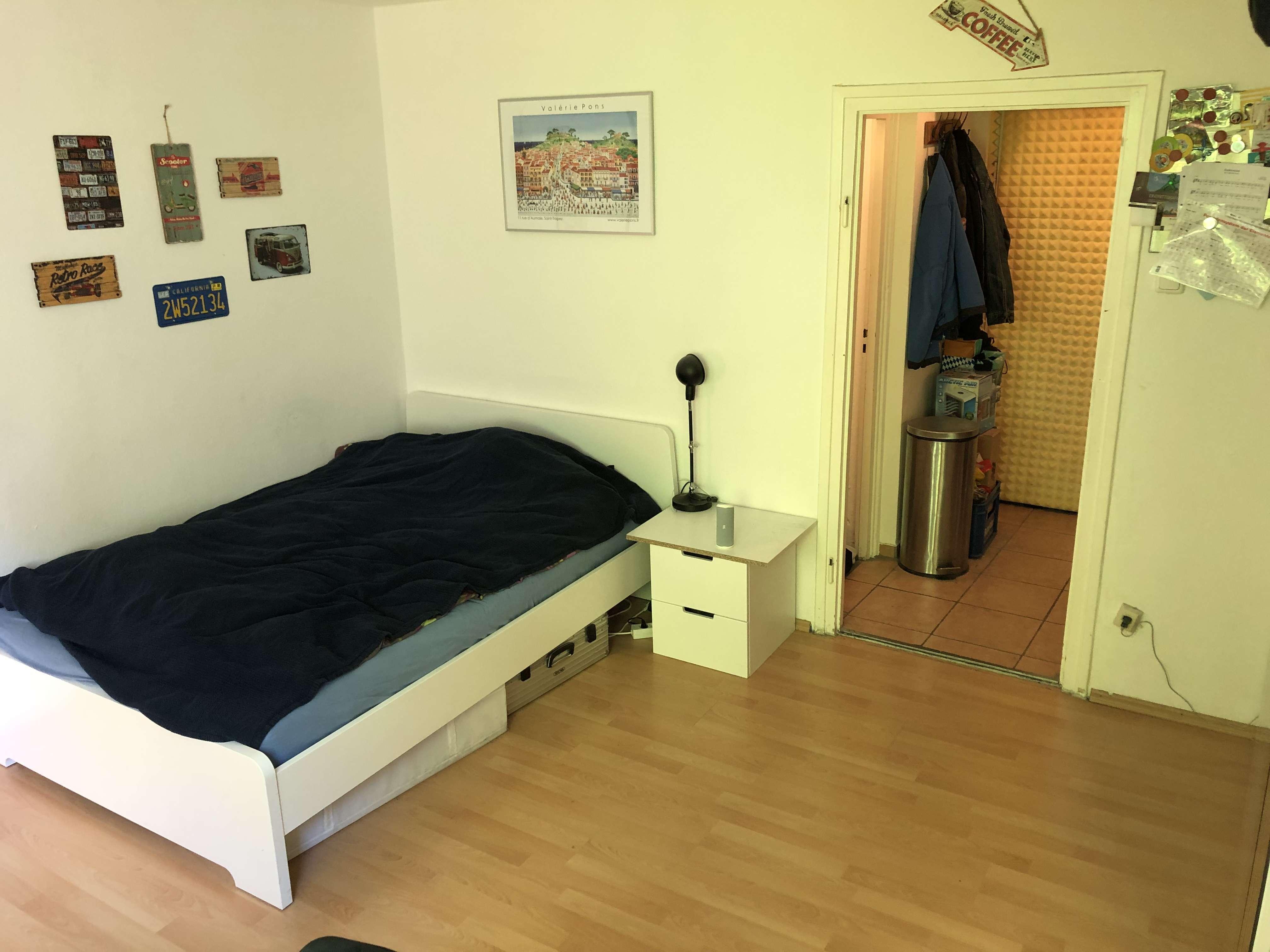 1-Zimmer-Appartment in Studentenwohnheim in Maxvorstadt (München)