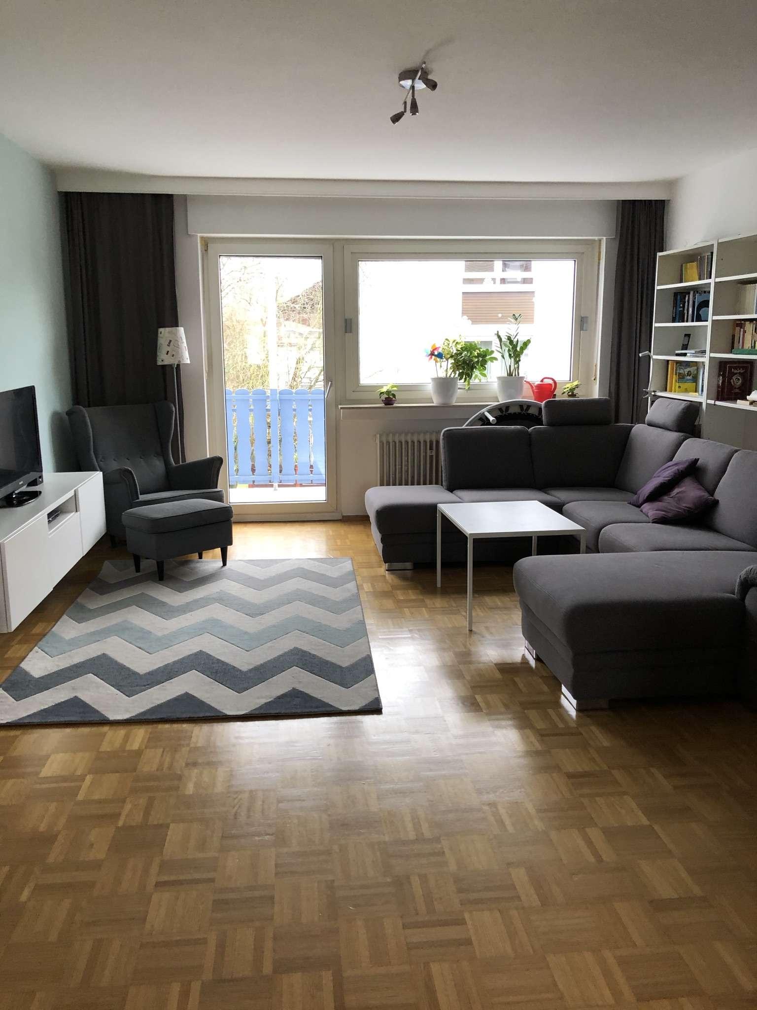 Aschaffenburg-Godelsberg 3-Zimmer-Wohnung m. Balkon in
