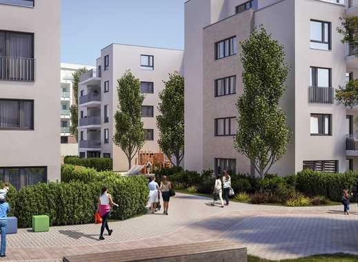 O-Quartier Solingen - eine vortreffliche Lage in Ohligs - Zweizimmerwohnung mit Balkon