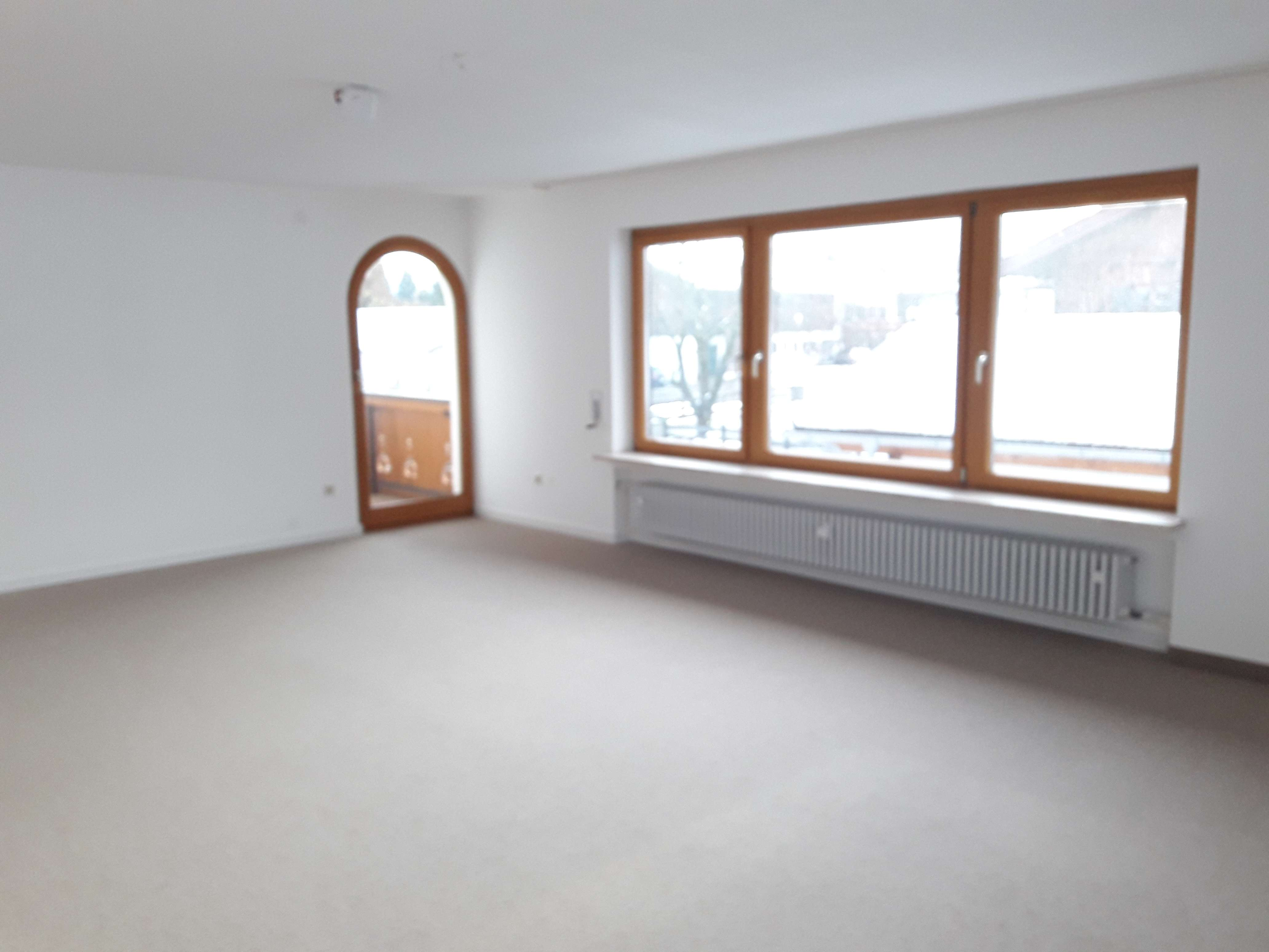 3-Zimmer-Wohnung mit Balkon und Gebirgsblick in Wallgau in Wallgau