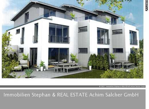 Neubau eines Reihenmittelhauses in Germering - Ein Traum für die ganze Familie wird wahr!