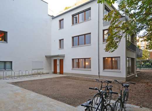 Großzügige 3-Zimmer-Wohnung mit eigenem Stadtgarten