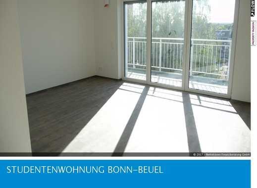 NUR FÜR STUDENTEN!  WG-Gründung! Top ausgestattete 2-er-WG-Wohnung mit Einbauküche +Balkon!