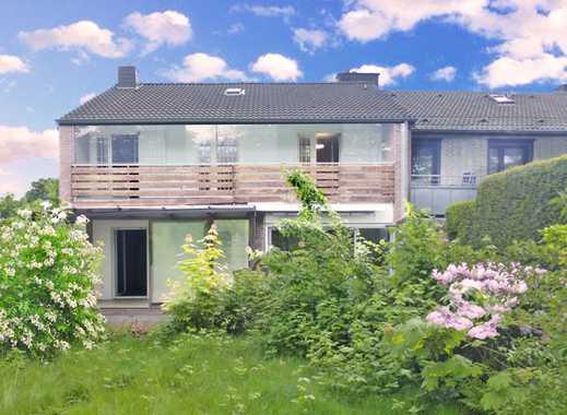 Neuss-Furth: Reiheneckhaus mit Terrasse & Garten - ruhige, gepflegte Wohnlage auf Erbpachtgrundstück