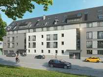 Moderne 2-Zimmer-Wohnung mit Balkon in