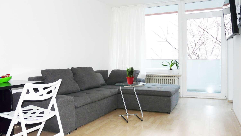 TOP LAGE! Modern komplett möbliertes 1,5 Apartment, Glockenbachviertel in Ludwigsvorstadt-Isarvorstadt (München)