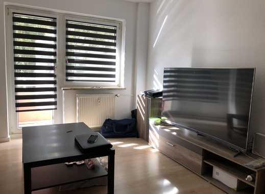 * ab 01.12. * Wohnung mit sep. Schlafzimmer, helle Wohnküche mit Balkon