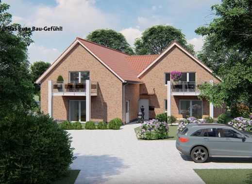 (mit Video) Moderne Erdgeschosswohnung mit Terrasse in einem 4-Familienhaus