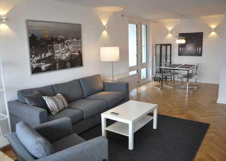 Exclusive barrierefreie Wohnung - voll möbliert ! - Alpenblick - frei ab Jan2021 in Aubing (München)