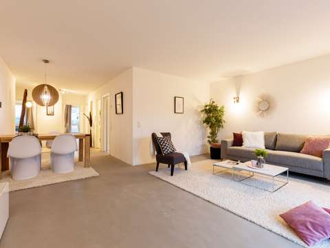 Einfach schöner wohnen: moderne 3-Zimmerwohnung mit Terrasse