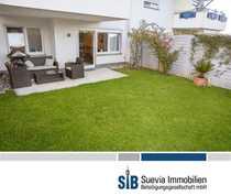 Helle 2-Zimmer-Wohnung mit sonnigem Garten