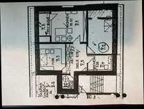 Schöne drei Zimmer Wohnung in