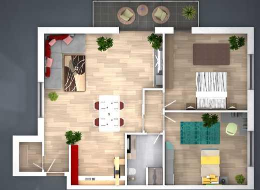 3-Zimmer-Wohnung Nr. 9, Dachgeschoss