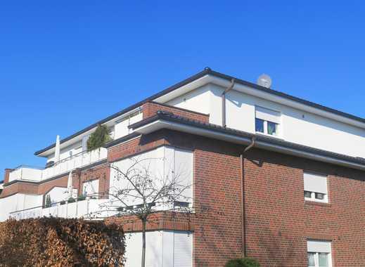 CLASSIC IMMOBILIEN: Zeitgemäße und hochwertige 2 Zimmer - Wohnung mit Dachterrasse in zentraler Lage