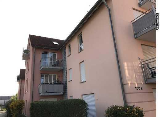 Wunderschöne, sonnige Zwei-Zimmer-Wohnung mit Balkon