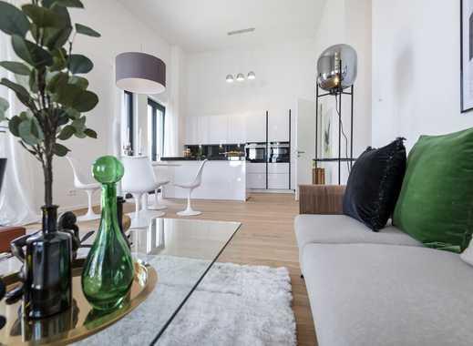 Exklusives Wohnen in Penthouse-Maisonette mit hochwertiger Designer-Küche