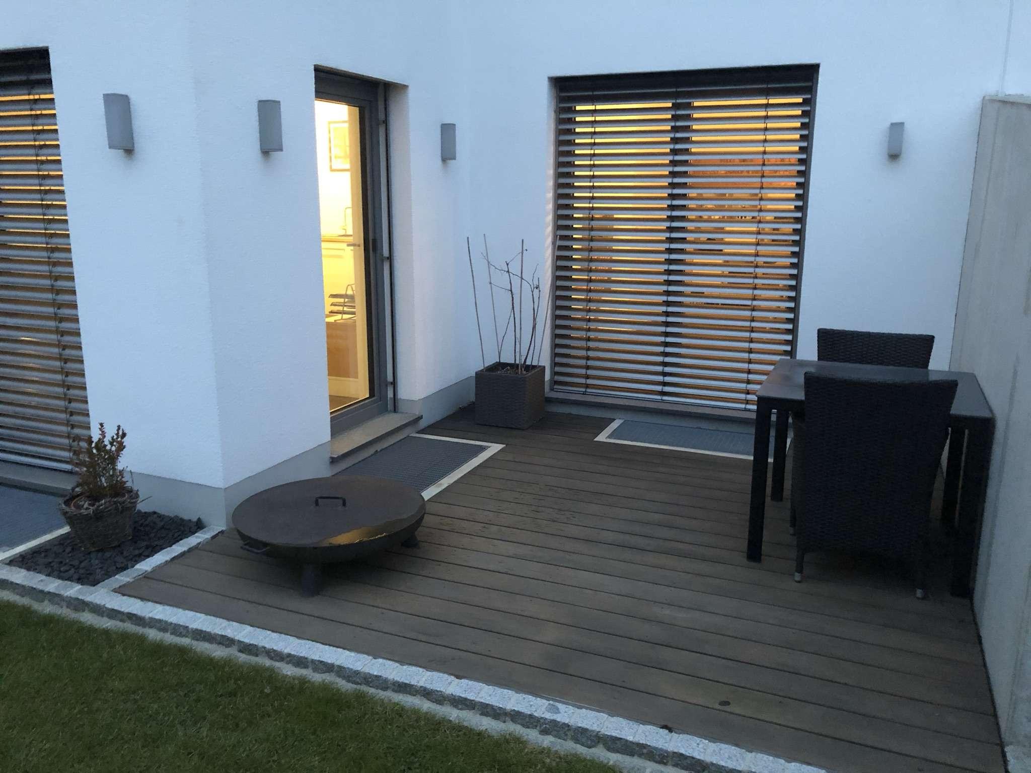 Wochenendheimfahrer aufgepasst! 1 Zi Single Apartment + EBK + Terrasse in