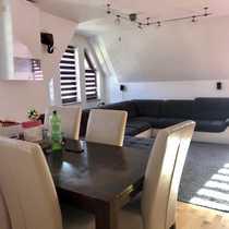 Helle 2 5-Zimmer-DG-Wohnung mit Dachterrasse