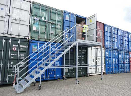 Lagercontainer in zentraler Lage in Bonn zu vermieten